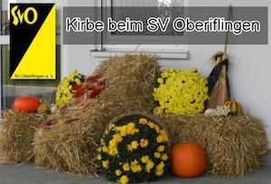 Kirbe beim SV Oberiflingen