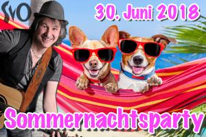 Sommerturniere 2018